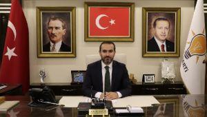 AK Parti Rize İl Başkanı Alim'den 18 Mart Mesajı