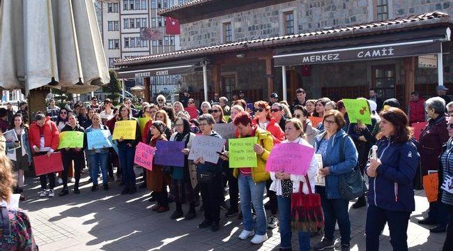 8 Mart Dünya Emekçi Kadınlar Günü İçin Yürüdüler!