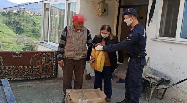 Pazar'da 'Vefa Sosyal Destek Grubu' Çalışmalara Başladı