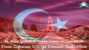 Vali Çeber'in 18 Mart Çanakkale Zaferi Mesajı!
