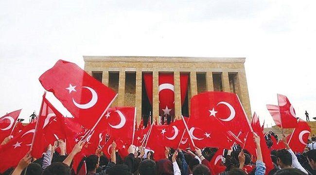 CHP Rize İl Başkanı Saltuk Deniz'in 19 Mayıs Mesajı