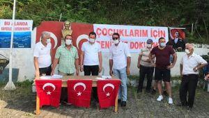 Ardeşen'de Balık Çiftliği kurulmasına tepki