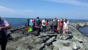 Rize Ardeşen'de Kafes Balıkçılığına Tepki
