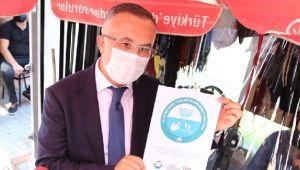 Rize'de Korona Virüs Denetimleri Devam Ediyor