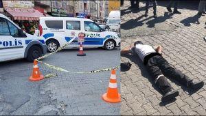 Rize Pazar'da, Gürcü Vatandaş 3. Kattan Düştü.
