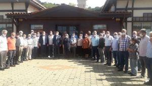 Fındıklı'da 45 Kişi İYİ Parti'ye Katıldı