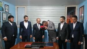 Pazar Ülkü Ocakları Başkanı Cemil Köse: görevini Ziya Ak'a Devretti.