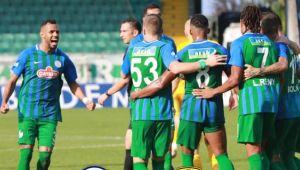 ÇAYKUR Rizespor Kazandı 5-3