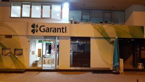 Garanti Bankası Pazar Şubesini Kapattı