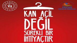 Türk Kızılay'ı İçin Kan Bağışına Davet