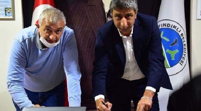 Fındıklı Belediyesi Toplu İş Sözleşmesi İmzaladı