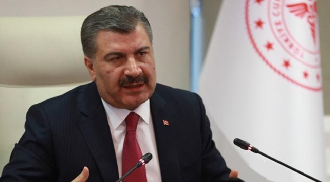 Sağlık Bakanı Koca 12 Bin Sağlık Personeli Alımının Ayrıntılarını Açıkladı