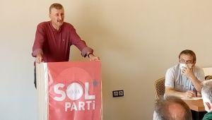 SOL Parti PM Üyesi Alper Taş, Koronavirüse Yakalandı