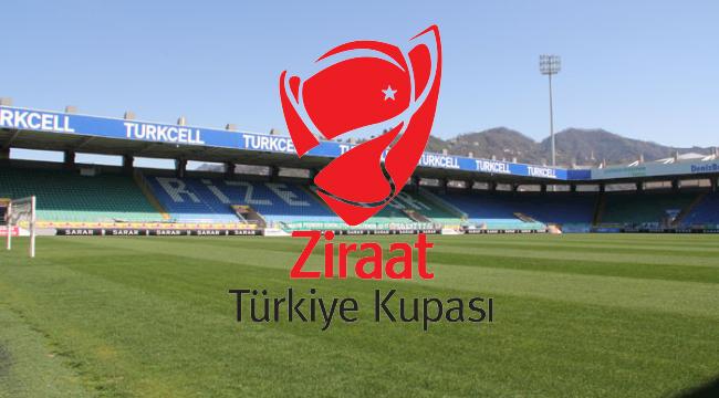 Ziraat Türkiye Kupasında Son 16 Takım