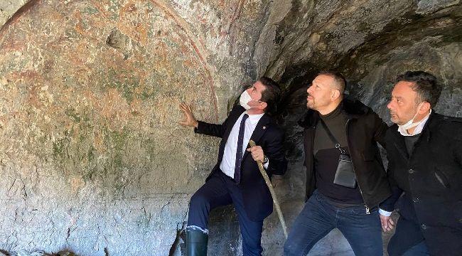 "CHP'li KAYA: ""Pedromida'yı Turizme Kazandıralım"""