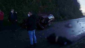 Fındıklı'da Kaza: 1 Ölü, 2 Ağır Yaralı