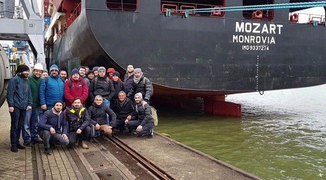 Kaçırılan Gemide 3 Rizeli Mürettebat Var