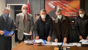 Pazar Belediyesi Toplu İş Sözleşmesi İmzaladı