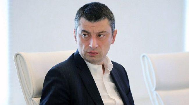 Komşu Gürcistan'da Başbakan İstifa Etti
