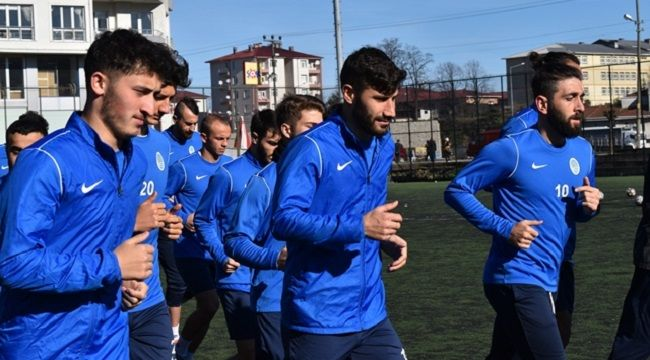 Pazarspor Van'a Gitti