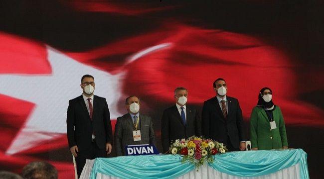 Rİze AK Parti İshak Alim'le Devam Dedi