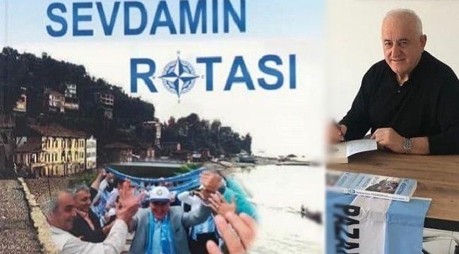 'Sevdamızın Rotası Pazarspor', Okurlarıyla Buluştu