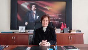 """Başkan TURAN'dan """"8 Mart Dünya Emekçi Kadınlar Günü"""" Mesajı"""