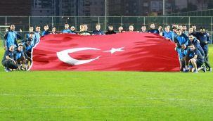 ÇAYKUR Rizespor'dan 'İstiklal Marşı' Klibi