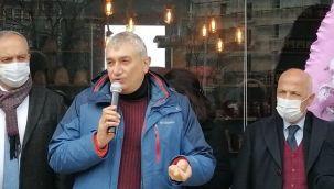 Fındıklı Belediyesi 'Halkın Bakkalını' Açtı
