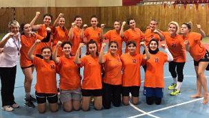 Olimpik Pazar Spor Kadın Hentbol Takımının Resmi Maçları Başlıyor