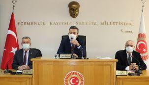 Rize İl Özel İdaresi'nin Faaliyet Raporu Ve Stratejik Planı Mecliste Kabul Edildi