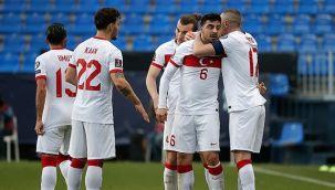 Türkiye, Norveç'i 3 Golle Geçti