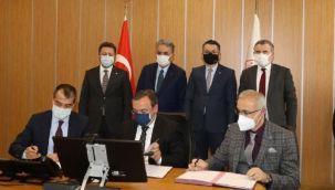 Çay Bahçelerinin Rehabilitasyonu Projesine Ait İş Birliği Protokolü İmzalandı