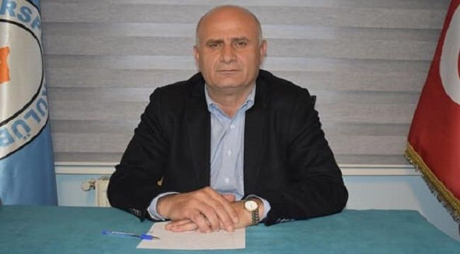 Başkan Mustafa TAŞKIN Tekrar Adayım