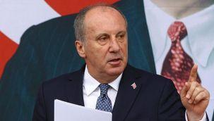 """Muharrem İnce, """"Memleket Partisi"""" Genel Başkanı"""