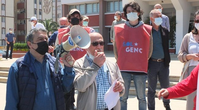 SOL PARTİ Rize İl Örgütünden Kota ve Kontenjana Tepki