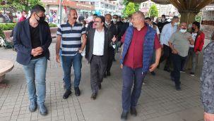 Başkan Maçoğlu'ndan Fındıklı Belediyesine Ziyaret