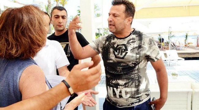 ÇAYKUR Rizespor Teknik Direktörü Bülent Uygun, Çevre Savunucularının Üstüne Yürüdü!