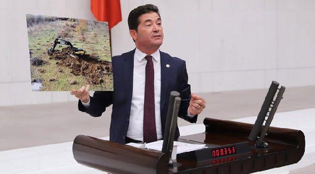 """CHP'li KAYA """"Fındık 35 lira Olmalı, """"Söküm Destekleri Neden Ödenmiyor?"""""""