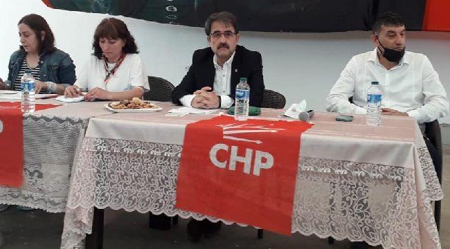 CHP Rize'de Seçim Çalışmalarına Başladı