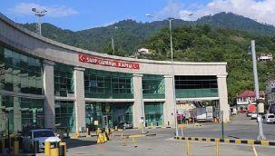 Sarp Sınır Kapısı Turist Geçişlerine Açılıyor