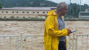 Çervatoğlu: Maddi Hasarlı Sel Felaketi Yaşadık