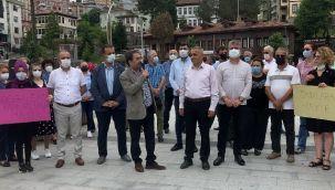 Rize CHP'den Elektriğe Yapılan Zamma Tepki!