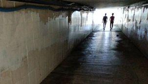 Alt Geçit Değil, Korku Tüneli!!!