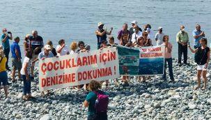 Ardeşen'de Kafes Balıkçılığına Tepki