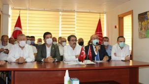 CHP Çay Kanun Tasarısını Rize' de Açıkladı