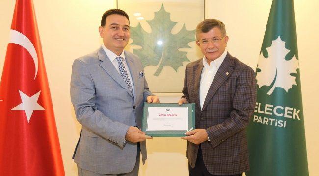 Osman Civelek Gelecek Partisi Rize İl Başkanı
