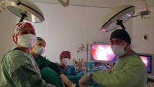 Ameliyat İçin, Kaçkar Devlet Hastanesini Tercih Etti