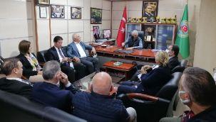CHP Milletvekilleri Pazar'da