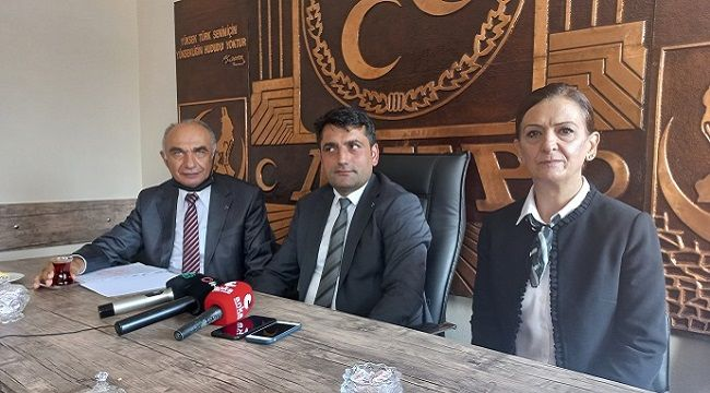 MHP Çay Kanunu Taslağını Kamuoyuna Açıkladı